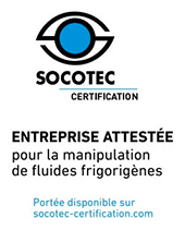 Certification Socotec